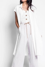 Pink Martini The Aretha Duster Top - Product Mini Image