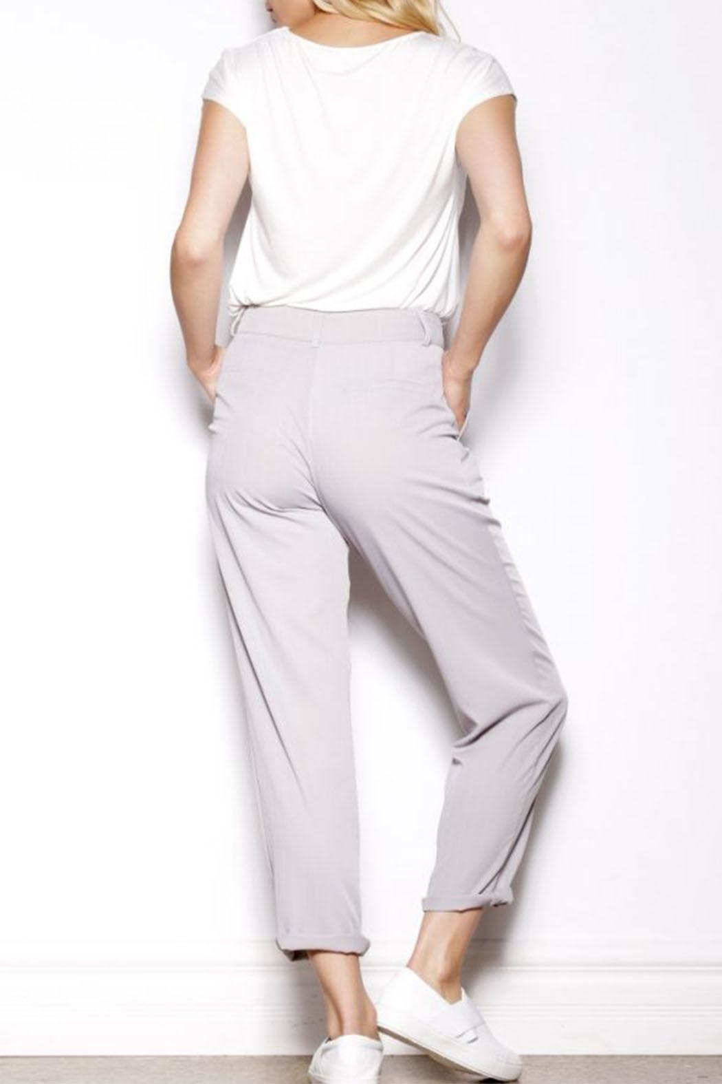 Pink Martini The Line Pant - Front Full Image
