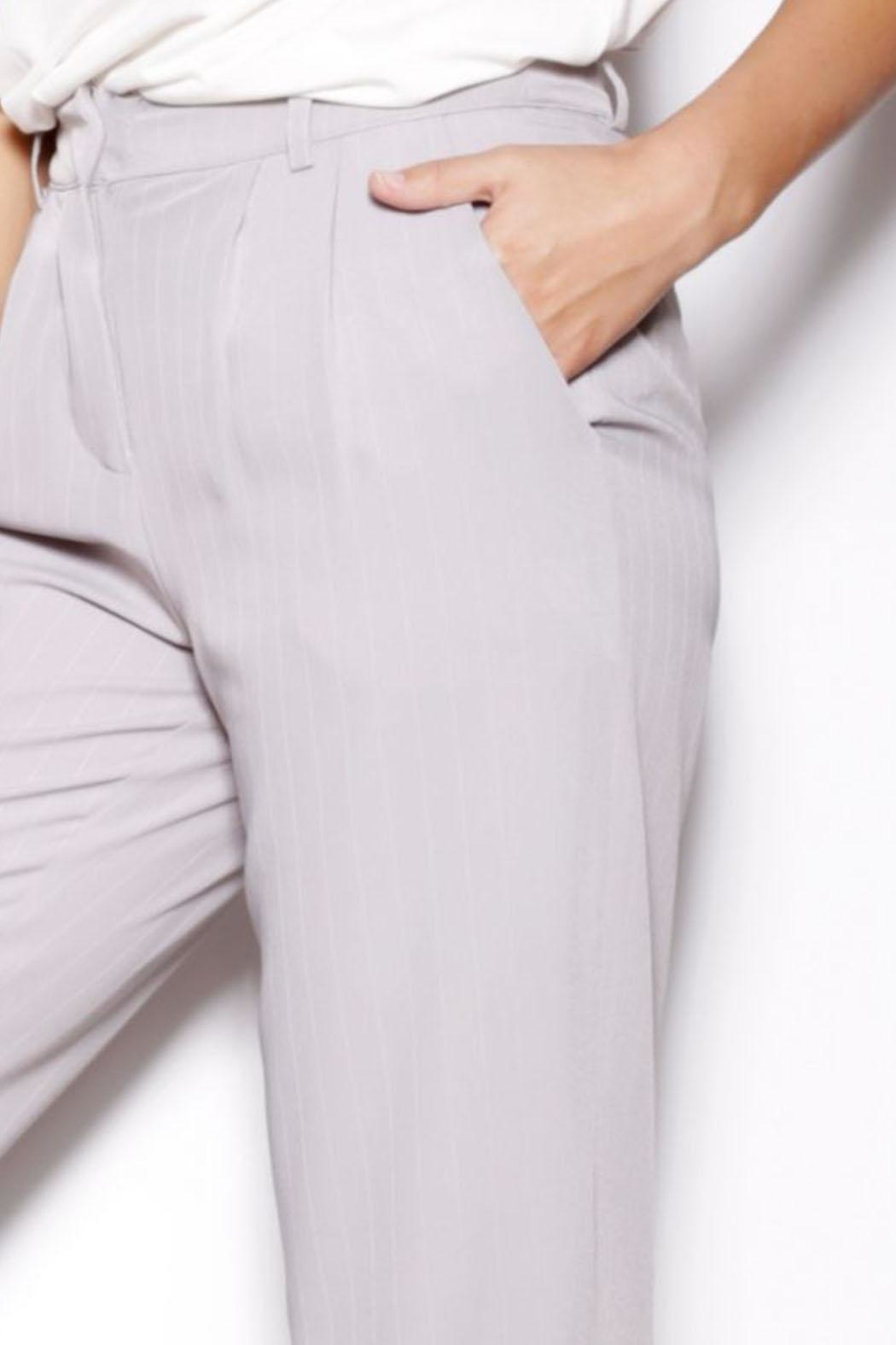 Pink Martini The Line Pant - Side Cropped Image