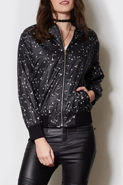 Pink Martini Zip Up Jacket - Front cropped
