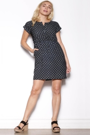 Pink Martini Collection Black Heart Dress - Product Mini Image