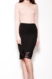 Pink Martini Collection Black Skirt - Product Mini Image