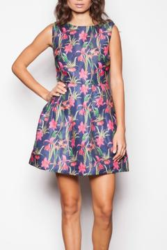 Pink Martini Collection Avery Floral Dress - Alternate List Image