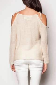 Pink Martini Collection Open Shoulder Sweater - Alternate List Image