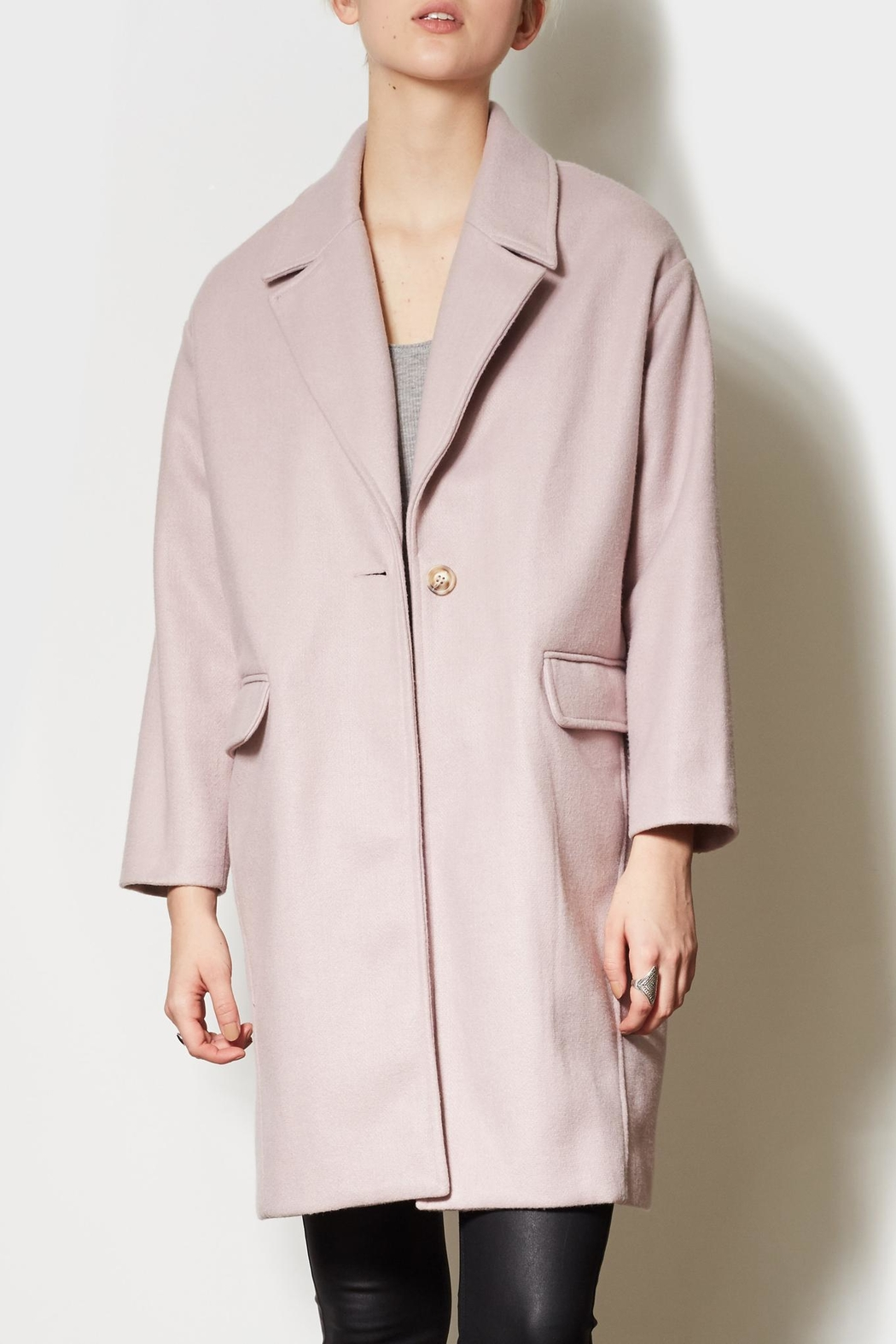 Pink Martini Collection Pink Fall Jacket - Main Image