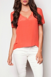 Pink Martini Collection Pure Simple Top - Product Mini Image