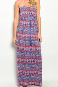 Pink Owl Pink Purple Maxi - Product List Image