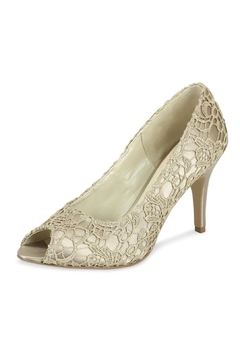 Shoptiques Product: Cosmos Taupe Lace
