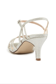 pink paradox London Harper Silver Sandal - Side cropped