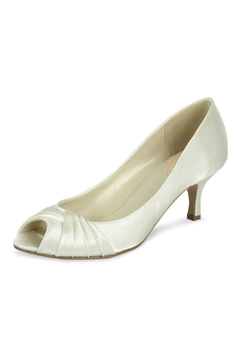 Shoptiques Product: Romantic Satin Heel