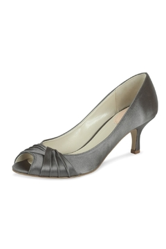 Shoptiques Product: Slate Satin Heel