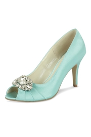pink paradox London Tender Mint Satin - Front cropped
