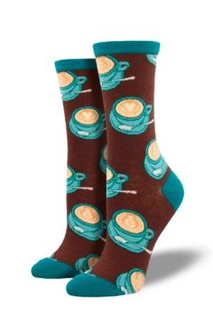 Shoptiques Product: Coffee Latte Socks