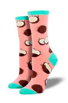 Shoptiques Product: Pink Coconut Socks