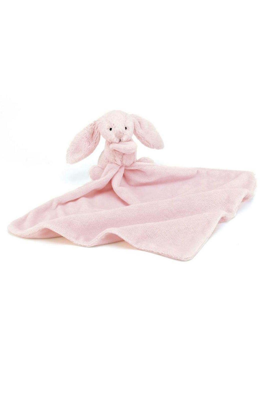 Pink Poodle Boutique Bunny Baby Soother - Main Image