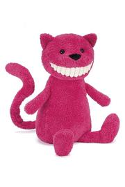 Pink Poodle Boutique Toothy Toy Cat - Product Mini Image