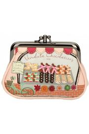 Pink Poodle Boutique Chocolatier Clipper Purse - Product Mini Image
