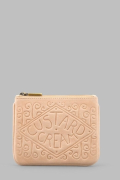 Pink Poodle Boutique Custard Biscuit Purse - Product List Image