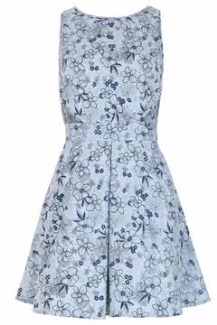 Shoptiques Product: Cutout Floral Dress