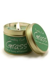 Pink Poodle Boutique Grass Scented Candle - Front cropped