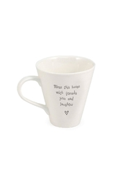 Pink Poodle Boutique House Message Mug - Product Mini Image