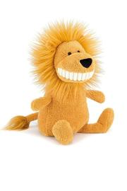 Pink Poodle Boutique Lion Toothy Toy - Product Mini Image