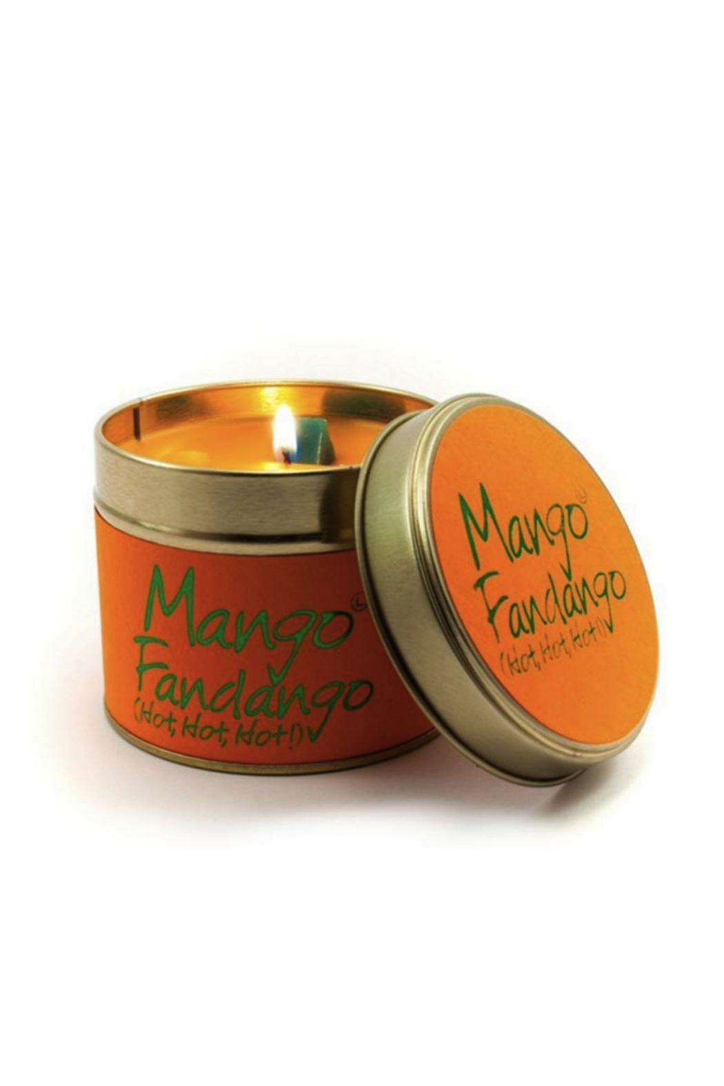 Pink Poodle Boutique Mango Scented Candle - Main Image
