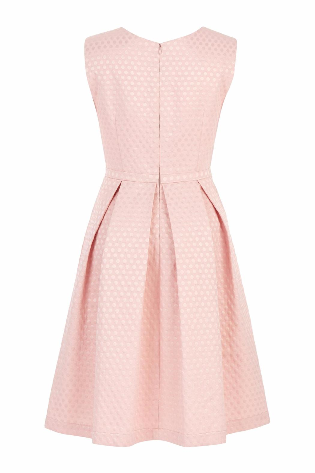 Pink Poodle Boutique Moulin Pink Dress From Glasgow By