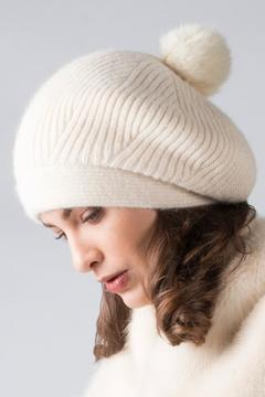 Pink Poodle Boutique Pom Pom Hat - Alternate List Image