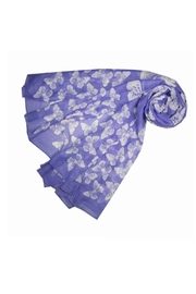 Pink Poodle Boutique Scatter Butterfly Scarf - Product Mini Image