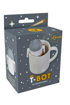 Pink Poodle Boutique T-Bot Tea Infuser - Alternate List Image