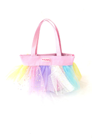 Pink Poppy Carnival Handbag - Front cropped