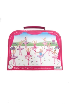 Pink Poppy Prima Ballerina Puzzle - Product List Image