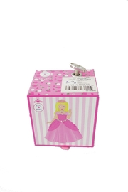 Pink Poppy Princess Musical Box - Side cropped