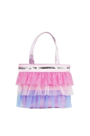 Pink Poppy Tutu Cute Handbag - Product Mini Image