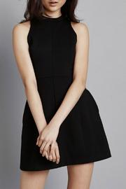 Pink Stitch Keeping Company Dress - Front cropped