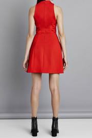 Pink Stitch Keeping Company Dress - Front full body