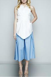 Pink Stitch Kobe Culotte Pants - Product Mini Image
