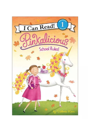 Harper Collins Publishers Pinkalicious School Rules - Product Mini Image