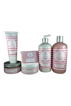 Soap and Water Newport Pinkchampagne Shower Gel - Alternate List Image