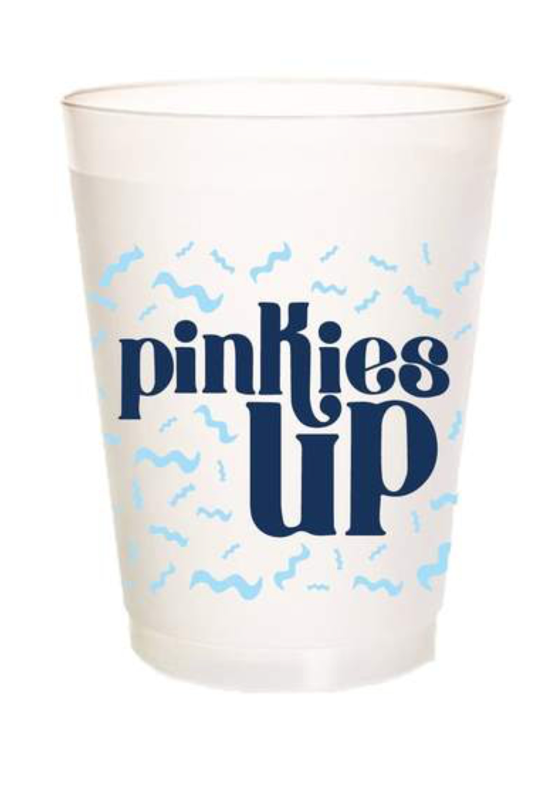 Packed Party Pinkies Up Cupstack - Main Image