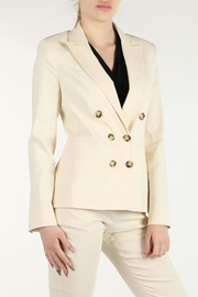 Pinko Sinbad Double-Breasted Jacket - Product Mini Image