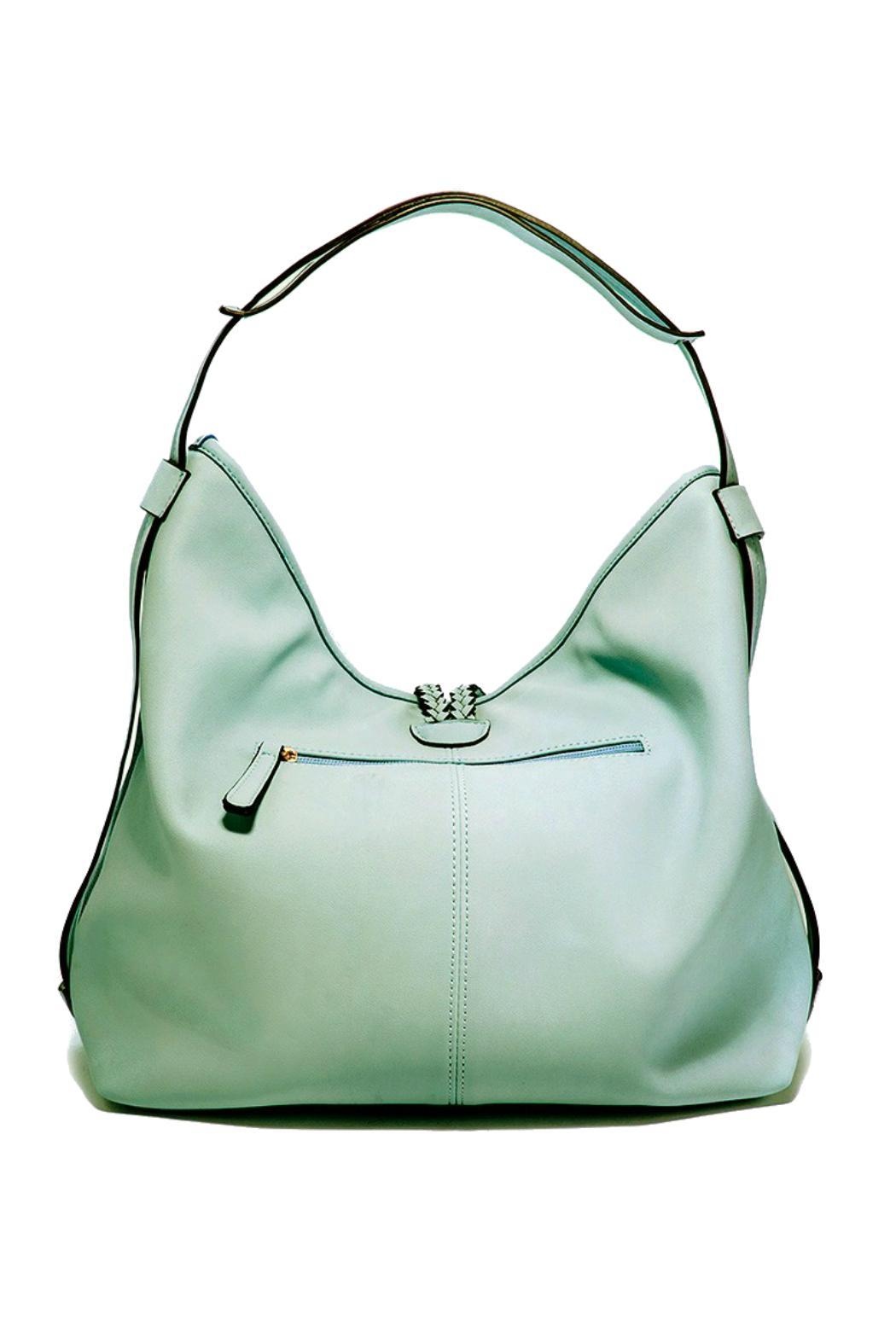 Pinkstix Mint Shoulder Bag - Front Full Image
