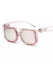 Madison Avenue Accessories Pinky Sunnies - Front cropped