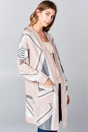 Ellison Pinky Swear Cardigan - Product Mini Image