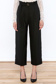 Pinkyotto Classy Black Pants - Front full body