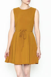 Pinkyotto Waisted Flare Dress - Product Mini Image