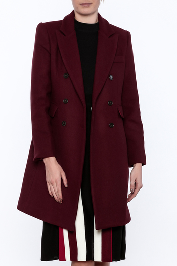 Shoptiques Product: Adele Coat - main