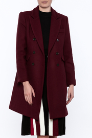 Pinkyotto Adele Coat - Front cropped