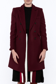 Shoptiques Product: Adele Coat - Side cropped